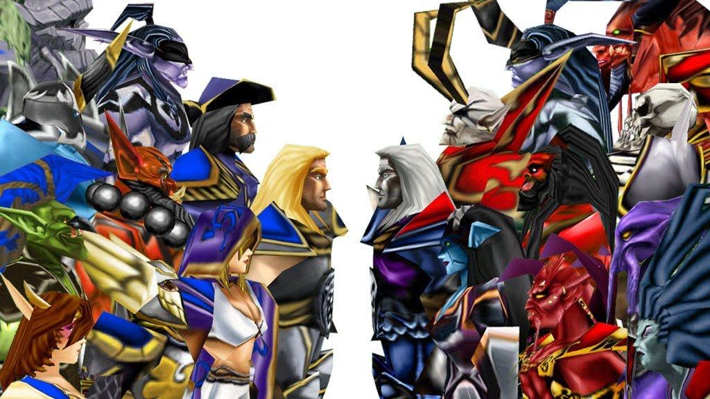 Карти На Warcraft 3